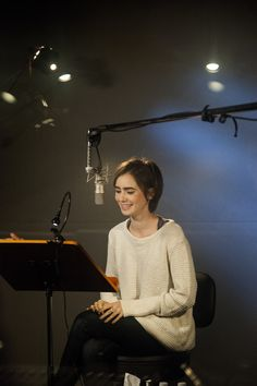 She's played Snow White in Mirror, Mirror, and now Lily Collins brings another fairy tale to life: Peter Pan, J.M. Barrie's classic tale of pixie dust and never growing up. To commemorate Barrie's birthday (he would be 156 on May 9), EW is excited to present this exclusive clip of Collins reading from the timeless tale, below.