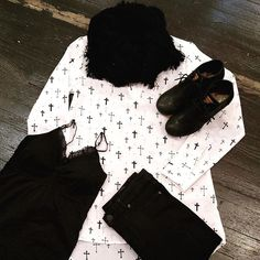 Classic black and white never goes out of style! Shop the look at #detailsboutique ! #shoplocal #boutiquelife