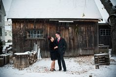 Winter Wedding at @MomboRestaurant, Photo by @throughtheseyes Melissa Mullen Photography, Flowers by Ambrosia Gardens, Photos at Strawbery Banke