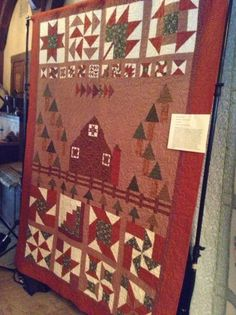 Timeless Traditions: More Quilts in the Barn.....