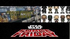 Force Friday Pop Hunt! Mini Marvel Legends Hunt!