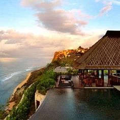 The Bulgari Resort, Pecatu, Bali - i wanna be here!!!!