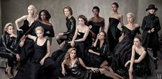 Mr. Will Wong, Toronto Entertainment Blogger   #FIRSTLOOK: 2016 VANITY FAIR HOLLYWOOD ISSUE PORTRAITS BY ANNIE LEIBOVITZ