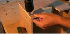 Ah! E se falando em madeira...: Gabarito para, encaixes projeto gratuito no blog