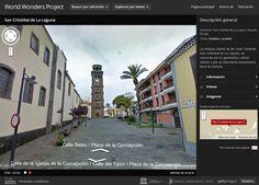 World Wonders Project en La Laguna