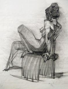 ArtStation - Recent life drawings, Ben Lo