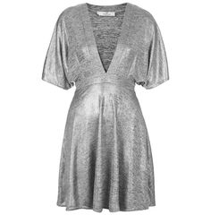 Pin for Later: 50 Perfect Party Dresses For £50 and Under Topshop Kimono Party Dress Topshop Women's Kimono Party Dress (£30)