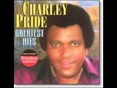 """""""A Shoulder To Cry On"""" became a No. 1 hit back in 1973 and a good friend of Charley Pride wrote this song, another legend, Merle Haggard. Country Music Videos, Country Music Singers, I Meet You, Love You, Charley Pride, Hello Darlin, Afraid To Lose You, Sing To Me, I Love Music"""