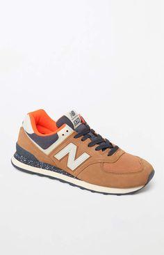 buy online 170c5 5d269 New Balance 574 Hi-Vis Shoes