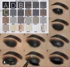 Bold Makeup Looks, Colorful Eye Makeup, Jeffree Star Eyeshadow, Eyeshadow Makeup, Makeup Pictorial, Eye Makeup Designs, Makeup Is Life, Star Makeup, Eye Makeup Steps