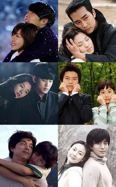 Korean netizens ranked the top 20 on-screen romances of all time. Do you agree?
