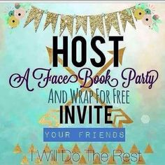 It works!!  Host your facebook party today!  No work on your end just invite your friends. Www.toniaw.itworks.com 6234513960