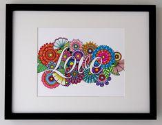 FloralLoveFRAMED | Flickr - Photo Sharing!