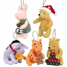 1997 WDCC Winnie the Pooh HONEY TREE Balloon Ornament $25 ...