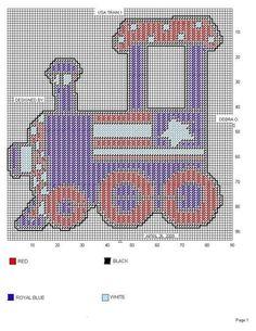Patriotic Train 1