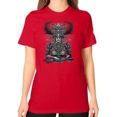 Winya 81 Unisex T-Shirt (on woman)