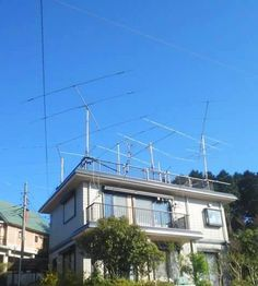 Ham Radio Antenna, Cyber Punk, Hams, Rifles, Towers, Electronics, Ants, Tours, Tower