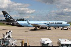 La Compagnie Boeing 757-204