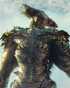Steppenwolf Justice League, Zack Snyder Justice League, Dc Comics Vs Marvel, Foto Top, Comic Villains, New Gods, Game Character Design, Dc Movies, Justice League