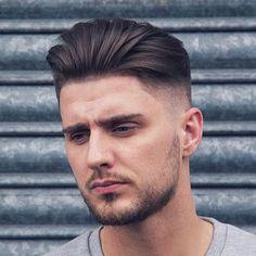 Los mejores peinados para cara redonda Hombres