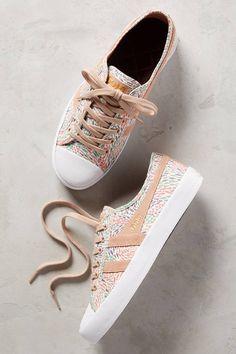 Gola x Liberty Coaster Sneakers