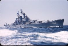 War History online proudly presents this Guest Piece from Chris Knupp Determining what would have been the greatest heavy cruiser would be a challenging ta Naval History, Military History, Uss Des Moines, Uss Newport News, Navy Coast Guard, Model Warships, Navy Day, Heavy Cruiser, Ww2 Photos