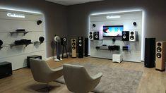 "Cabasse Acoustic Center ""Wäller Hifi"" in Rennerod Westerwald Tel.: 02664-7012"