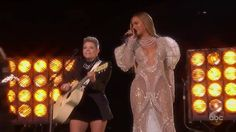 Beyoncé ft. Dixie Chicks - Daddy Lessons Live at CMA Awards 50th 2016