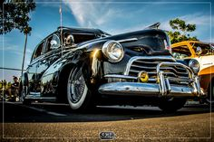 Ruby's Cruise Night Whittier, CA - July 2014 Chevy Lowrider