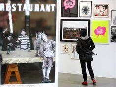 #berlin, winter, #galeriebesuch, mitte. #gallery