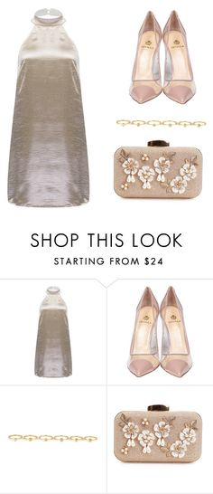 """Untitled #163"" by mindongalsxy ❤ liked on Polyvore featuring WithChic, Semilla and Maria Francesca Pepe"