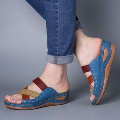 Girls Sandals, Women's Shoes Sandals, Leather Sandals, Summer Sandals, Stylish Sandals, Sandals For Sale, Retro Mode, Cream Shoes, Melissa Shoes