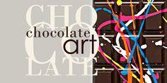 Czekoladowa sztuka | Inspiruj się (dekoracje) Chocolate Art, Neon Signs, Home Decor, Homemade Home Decor, Decoration Home, Interior Decorating