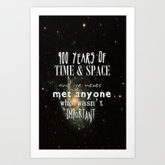 Time & Space - Doctor Who