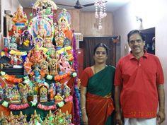 2013 Golu by Smt.Santhi Varadarajan-Chennai-India-photo:Pal