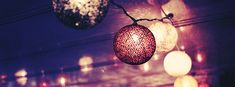 Click to get this cool shining lanterns facebook cover photo