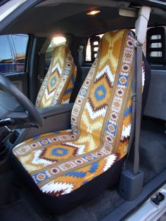 1 Set of Tribal Diamond Stripe Print Custom Made by ChaiLinSews, $40.00