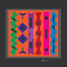 Alasdesigns-Afrocentric-Rhythm Iregularpattern2!-0 by Alasdesigns.deviantart.com on @DeviantArt