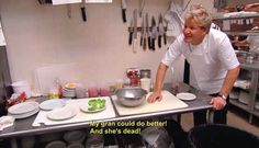 24 Inspirational Quotes From Gordon Ramsay To Get You Through The Day - BuzzFeed Mobile