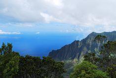 Kaulalau lookout Kauai