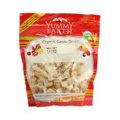 Yummy Earth Organic Candy Drops Mango Tango (1x13 Oz)