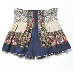 Breezy Shorts...love these!! Maybe a pair for cochella...perhaps?!