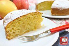 Ricetta Torta bianca alle mele