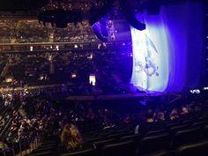 Queen + Adam Lambert !! (@ Madison Square Garden - @thegarden for Queen + Adam Lambert) http://4sq.com/1jVdM4i pic.twitter.com/cafHfSLYGT