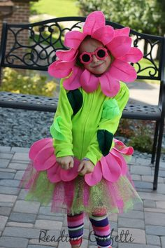 142 Best Flower Costumes Images In 2019 Flower Costume Paper