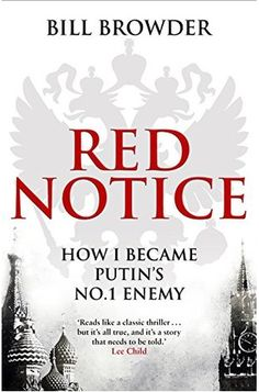 This book unmasks the cover-up mechanisms of the Russian authorities in imprisoning Magnitsky and his brutal murder. When the author discovers more lies, the Kremlin appears like a naked king. Bill…