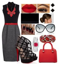 """Untitled #119"" by adran-eld ❤ liked on Polyvore"