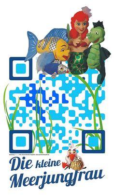 QR-Code | iTservice + www.sackwitz.com für www.potsdamer-figurentheater.de