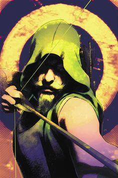 #Green Arrow