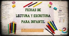 Fichas de lectura y comprensión para niños y niñas de infantil #lectura, #infantil